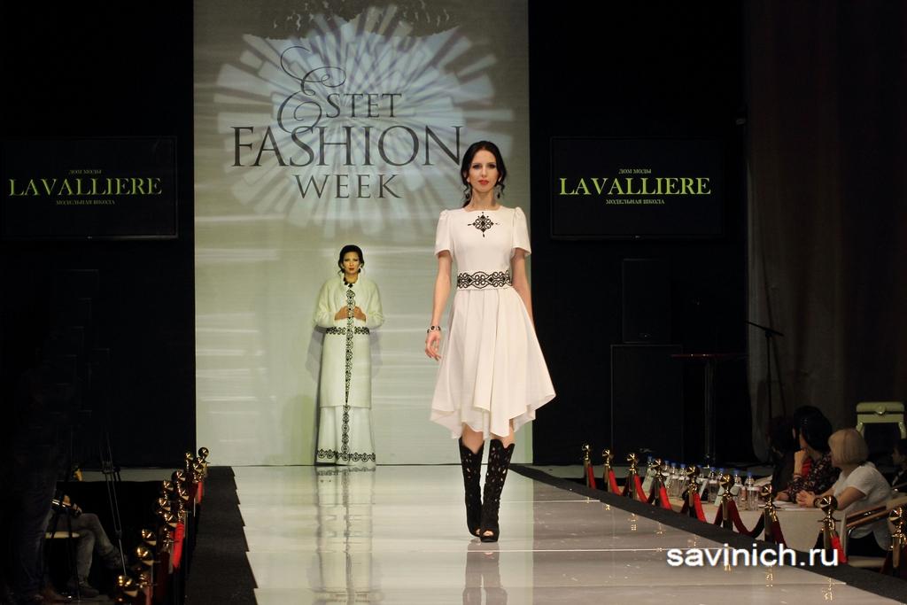 LAVALLIERE на Estet Fashion Week. Весна 2015