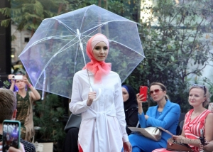 IRADA на Russia Modest Fashion Week
